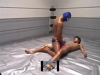 japanese Hot japanese wrestling interracial