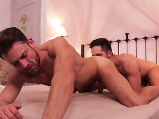 hunk Michael Lucas added to James Manor-house daddy