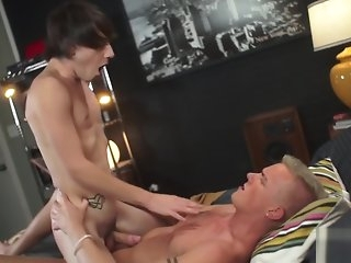 big cock Cole Claire Jeremy Debit - Richly Priced bareback