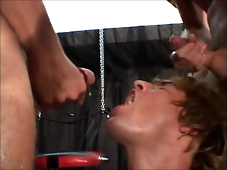 blowjob A handful of loads, one brashness big cock