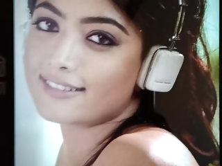 hd videos Cum more than Rashmika Scatological Face man