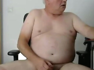 cum tribute Papa cums on cam amateur